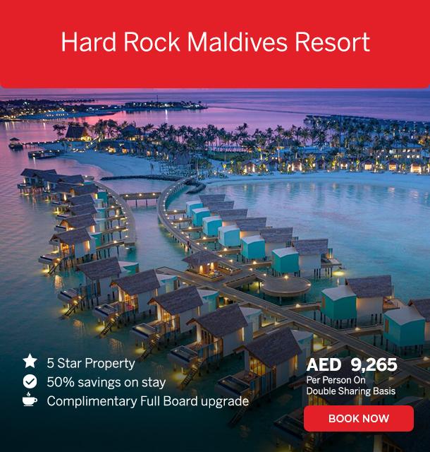 Hard Rock Maldives Resort