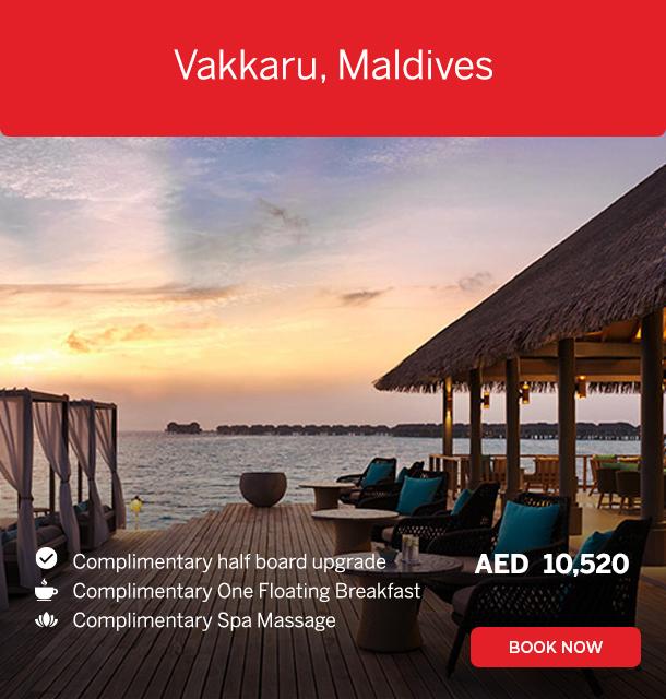 Vakkaru, Maldives