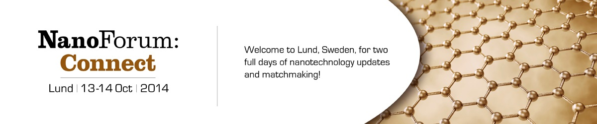 NanoForum: Connect 2014