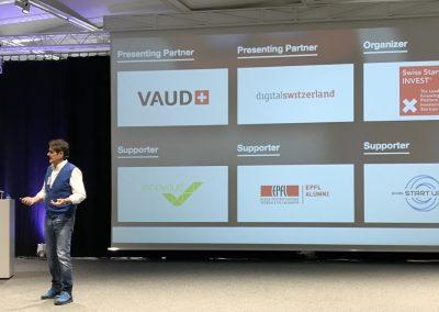 Venture DAY Lausanne 2017