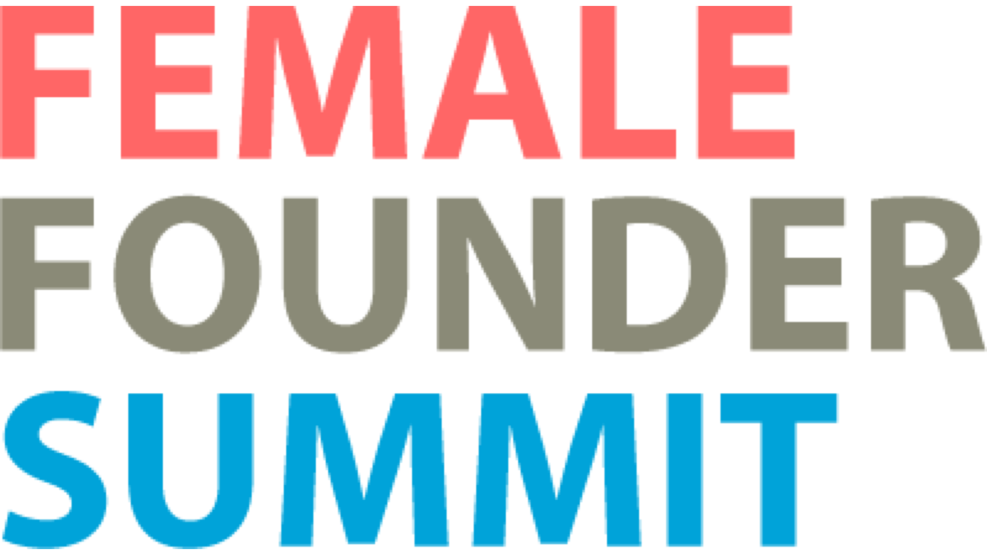 Female Founder Summit