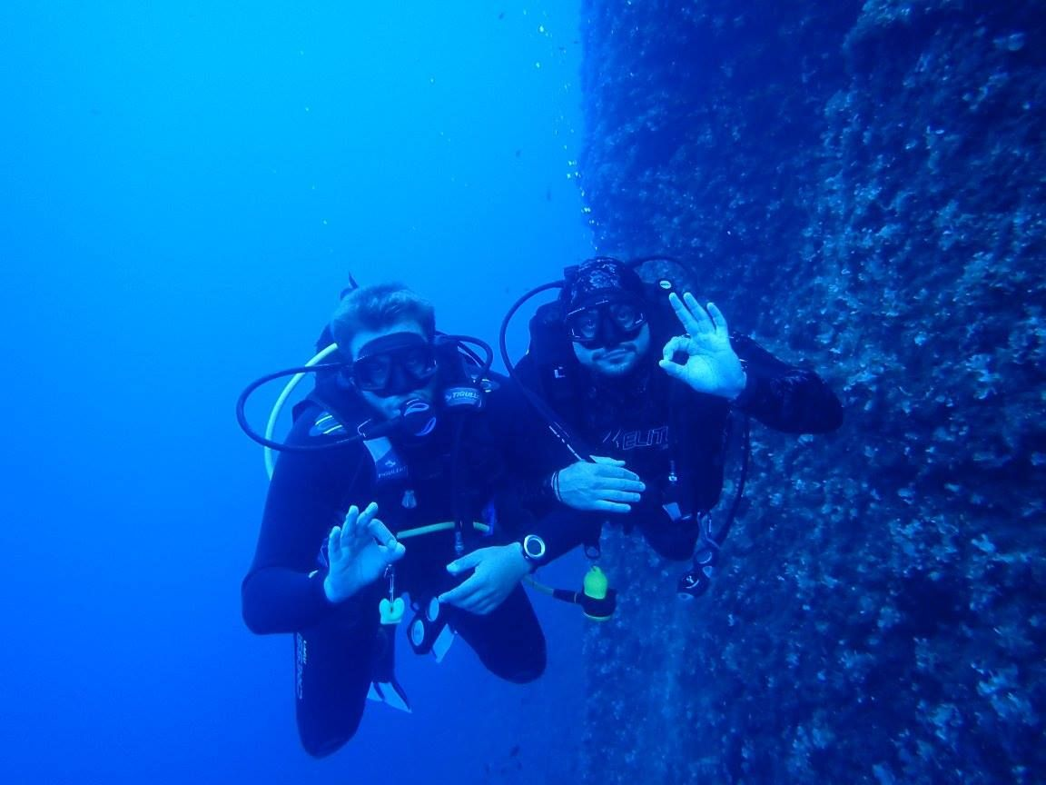 Corfu Diving Fun 1