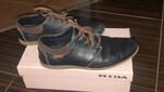 Туфлі для хлопчика 38р шкіра
