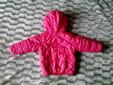 Осіння курточка для дівчинки
