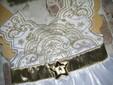 Потрясающий костюм ангела комплект платье TU на 1-2 года