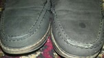 Туфли чёрного цвета