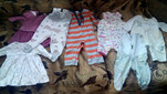 Детские вещи, пакет детских вещей, 0-6 месяцев, лот