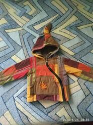 Вітровка і осіння курточка