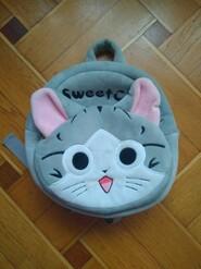 Рюкзачок для ребенка от 2 лет