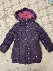 Зимняя куртка на девочку Outventure