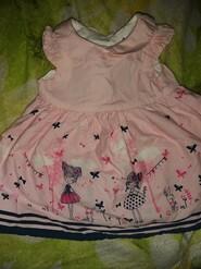 Розовое платье Primark