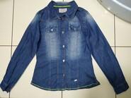 Джинсовая рубашка s`oliver 140-146 р.