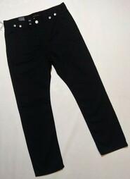 Черные тонкие брюки Sisley р. 11-12 лет