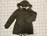Фирменная куртка парка. YD Еврозима/демисезон (128-146 см)