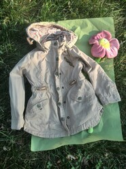 Куртка Ветровка беж