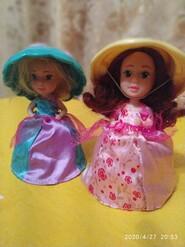 Кукла кексик, маленькие куклы