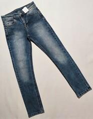 Голубые джинсы для девочки Idexe р. 10-11 лет