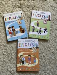Английский 1 2 3 класс