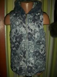 стеганая модная жилетка на 6 лет от Calvin Klein Кэлвин Кляйн оригинал