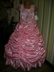 новое шикарное платье для принцессы на 7-8 лет gillians closet
