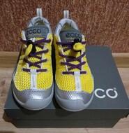 Летние кроссовки ECCO