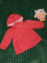 Куртка -ветровка на 9 мес