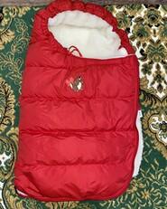Конверт-трансформер Ontario Baby Inflated КИ-1 Красный
