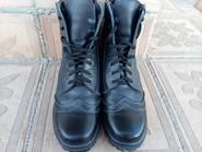 Шкіряні ортопедичні черевики.