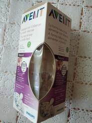 Бутылочка стеклянная Avent от Philips