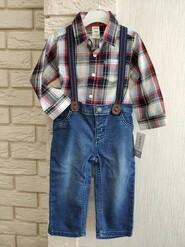 Новый костюм (набор, комплект) Carter's, 18m