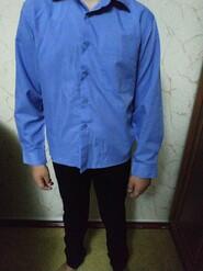 Рубашка для мальчика 10-11 лет