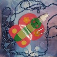 Переносная, ультралегкая, складная, силиконовая бутылка для жидкостей