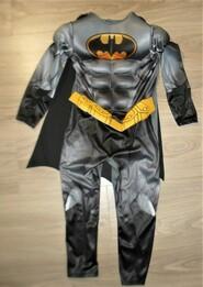Карнавальный костюм George Бетмена на 5-6лет рост 116