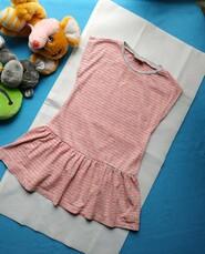 Next Туника платье на девочку 6 лет. Трикотажная