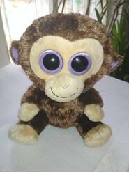 Плюшевая обезьянка Ту