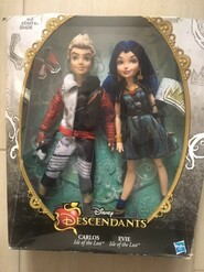 Куклы Carlos+Evie