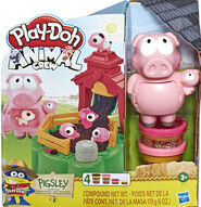 Игровой набор Hasbro Play-Doh Озорные поросята (E6723)