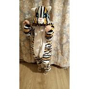 Пижама кигуруми для детей  Котенок полосатый