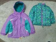 Куртка на девочку два в одном Healthtex. 3т.