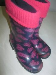 Резинові чобітки Demar 32-33 р