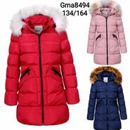 Зимняя куртка - пальто для девочки!! Венгрия!