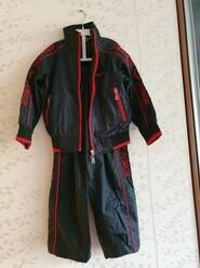 Спортивный прогулочный костюм armani 98/104