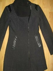 Красиве модне пальто yipinshifia