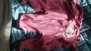 Розовые бодики для близнят или двойни