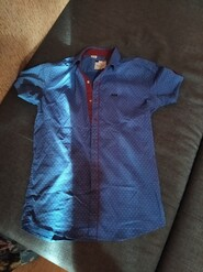 Рубашка 9-12 лет