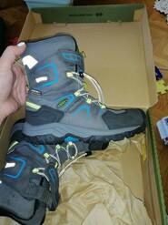 Зимние ботинки Keen