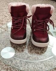 Зимові черевички clibee