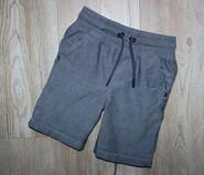 Детские шорты бриджи шортики шорти серые хлопок f&f 2-3 года, рост 92-98 см.