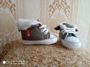 Кроссовки для новорожденного