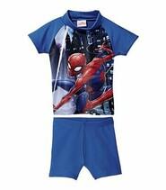 Купальник с УФ - защитой Spider-Man (Спайдермен). Размер 74-80. DC Comics (Бельгия)